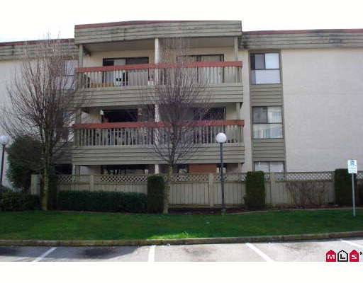 "Main Photo: 117 32850 GEORGE FERGUSON Way in Abbotsford: Central Abbotsford Condo for sale in ""Abbotsford Place"" : MLS® # F2809546"