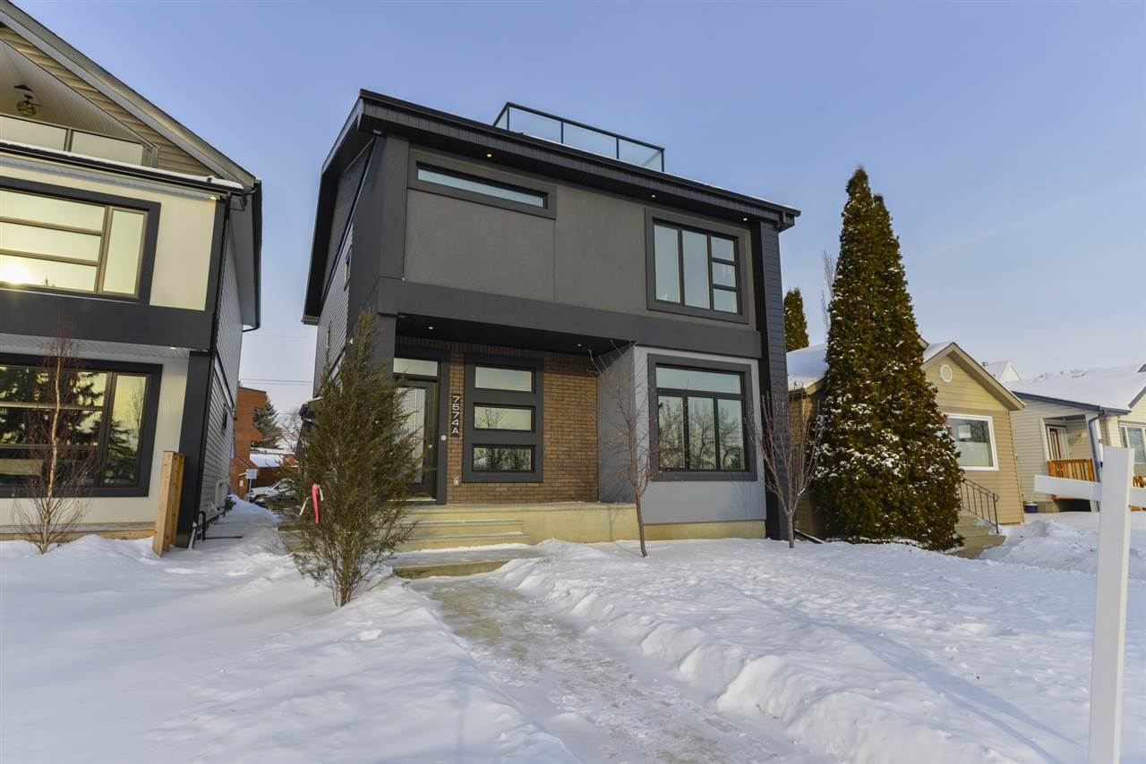 FEATURED LISTING: 7574A 110 Avenue Edmonton