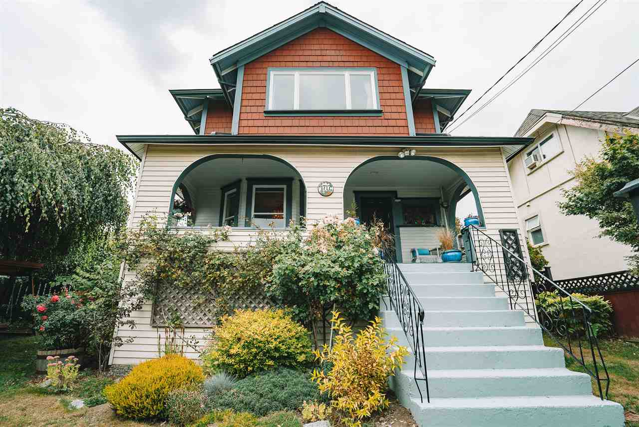 FEATURED LISTING: 1717 SIXTH Avenue New Westminster