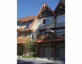 "Main Photo: 134 2000 PANORAMA DR in Port Moody: Heritage Woods PM Townhouse for sale in ""MOUNTAINS EDGE"" : MLS® # V558290"