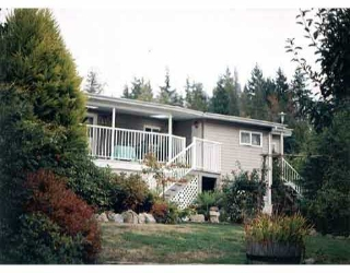 Main Photo: 22 1123 FLUME RD in Roberts_Creek: Roberts Creek Manufactured Home for sale (Sunshine Coast)  : MLS® # V312297