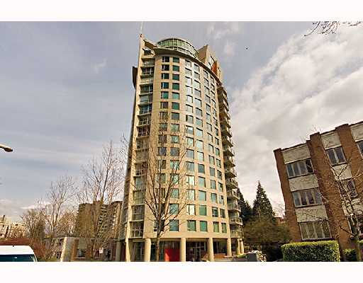 Main Photo: 1706 1277 NELSON Street in Vancouver: West End VW Condo for sale (Vancouver West)  : MLS® # V703098