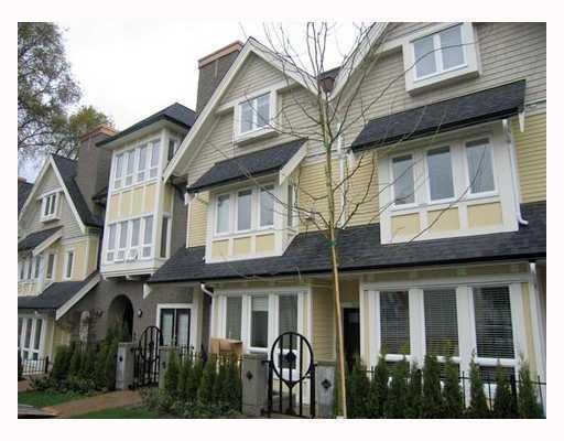 Main Photo: 1616 ARBUTUS ST in Vancouver: Condo for sale : MLS® # V802876
