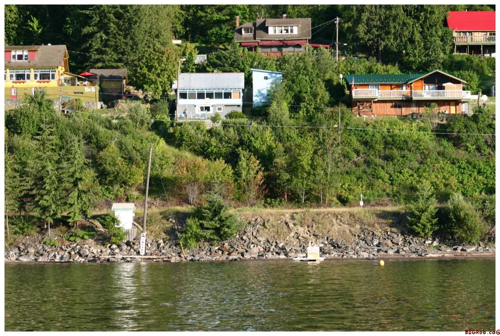 Main Photo: 16 Bruhn Road in Sicamous: Waterfront Residential Detached for sale : MLS(r) # 10002556