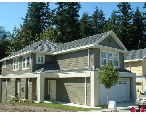 "Main Photo: 5 3495 147A Street in White_Rock: King George Corridor House for sale in ""ELGIN BROOK LANE"" (South Surrey White Rock)  : MLS®# F2718250"