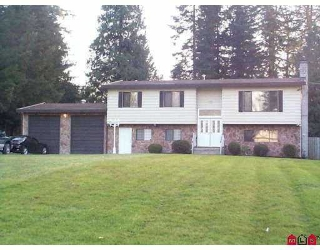 "Main Photo: 22742 76B AV in Langley: Fort Langley House for sale in ""Forest Knolls"" : MLS®# F2507484"