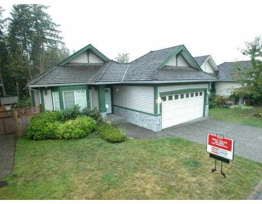 "Main Photo: 126 BLACKBERRY Drive: Anmore House for sale in ""ANMORE GREEN ESTATES"" (Port Moody)  : MLS®# V669789"