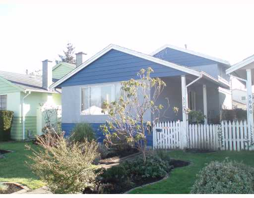 Main Photo: 3700 SHUSWAP Avenue in Richmond: Steveston North House for sale : MLS® # V690650