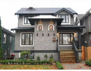 Main Photo: 3288 W 14TH AV in Vancouver: House for sale : MLS® # V743874