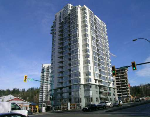 Main Photo: 2202 295 GUILDFORD Way in Port_Moody: North Shore Pt Moody Condo for sale (Port Moody)  : MLS®# V633410