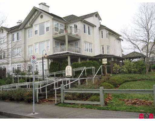 "Photo 1: 303 17727 58TH Avenue in Surrey: Cloverdale BC Condo for sale in ""SHANNON GATE"" (Cloverdale)  : MLS® # F2725070"