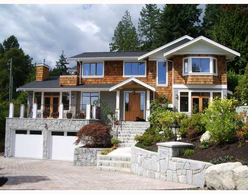 Main Photo: 4812 SKYLINE Drive in North_Vancouver: Canyon Heights NV House for sale (North Vancouver)  : MLS® # V690586