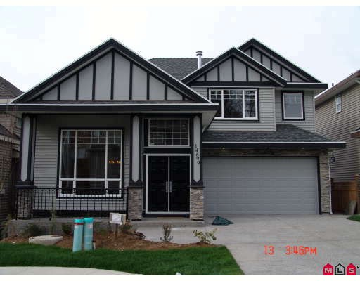 Main Photo: 14699 62ND Avenue in Surrey: Sullivan Station House for sale : MLS® # F2810805