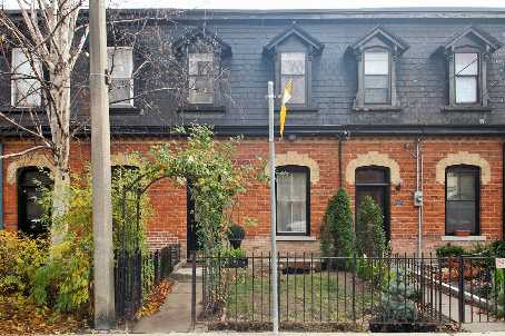 FEATURED LISTING: 123 Spruce Street Toronto