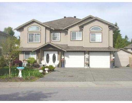 Main Photo: 12707 227A Street in Maple_Ridge: East Central House for sale (Maple Ridge)  : MLS® # V665192