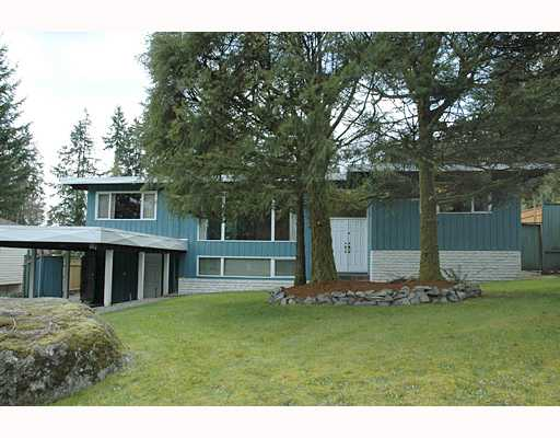 "Main Photo: 2952 SPURAWAY Avenue in Coquitlam: Ranch Park House for sale in ""RANCH PARK"" : MLS® # V702532"