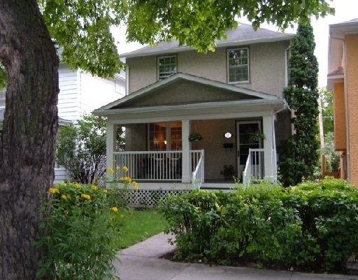 Main Photo: 535 SHERBURN ST in WINNIPEG: West End / Wolseley Residential for sale (Central Winnipeg)  : MLS® # 2915600