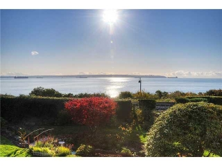 Main Photo: 2344 BELLEVUE Avenue in West Vancouver: Dundarave House for sale : MLS(r) # V920861