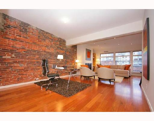 "Main Photo: PH4 1155 MAINLAND Street in Vancouver: Downtown VW Condo for sale in ""THE DEL PRADO"" (Vancouver West)  : MLS®# V683441"