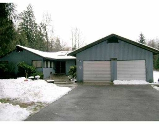 Main Photo: 25036 116TH Avenue in Maple_Ridge: Websters Corners House for sale (Maple Ridge)  : MLS® # V686191