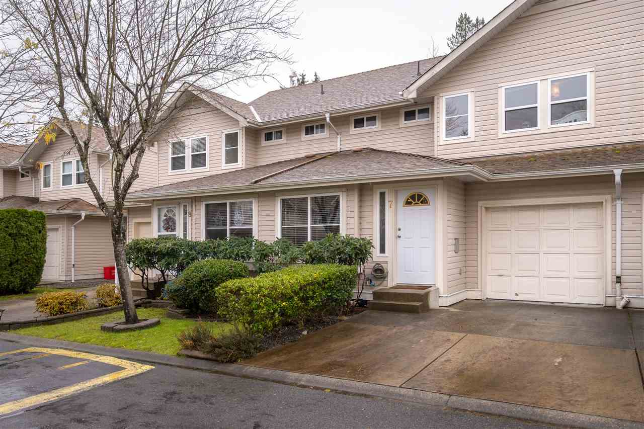 FEATURED LISTING: 7 - 11870 232 Street Maple Ridge