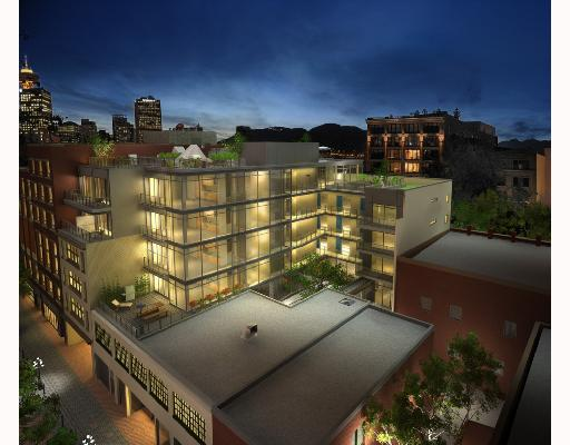 "Main Photo: 603 12 WATER Street in Vancouver: Downtown VW Condo for sale in ""THE GARAGE"" (Vancouver West)  : MLS®# V657713"