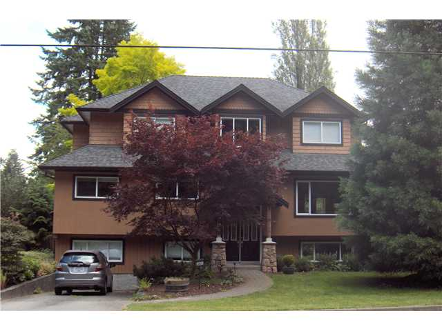 Main Photo: 3632 WELLINGTON ST in Port Coquitlam: Glenwood PQ House for sale : MLS® # V906751