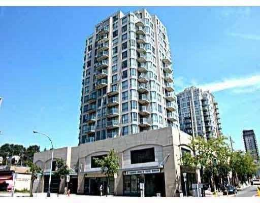 "Main Photo: 1502 55 10TH Street in New Westminster: Downtown NW Condo for sale in ""WESTMINSTER TOWER"" : MLS® # V795862"