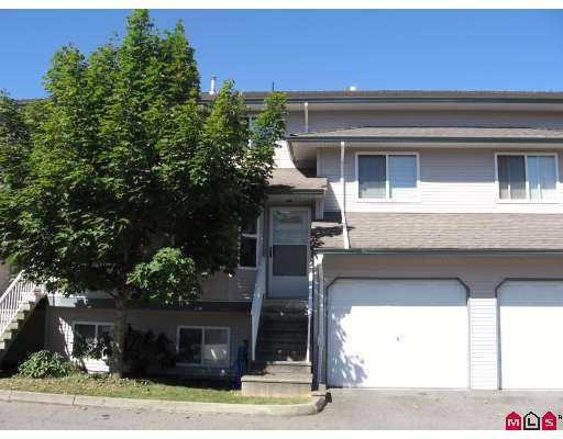 "Main Photo: 77 34332 MACLURE Road in Abbotsford: Central Abbotsford Townhouse for sale in ""Immel Ridge"" : MLS® # F2720910"