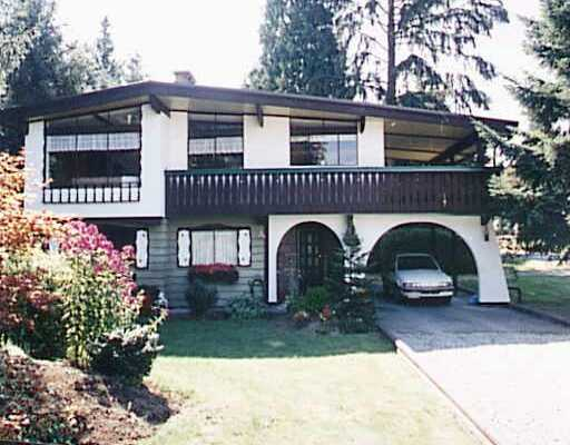 Main Photo: 3691 COAST MERIDIAN RD in Port_Coquitlam: Glenwood PQ House for sale (Port Coquitlam)  : MLS®# V304400
