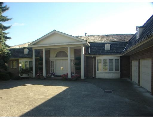 Main Photo: 730 FAIRMILE RD in West Vancouver: House for sale : MLS® # V690752