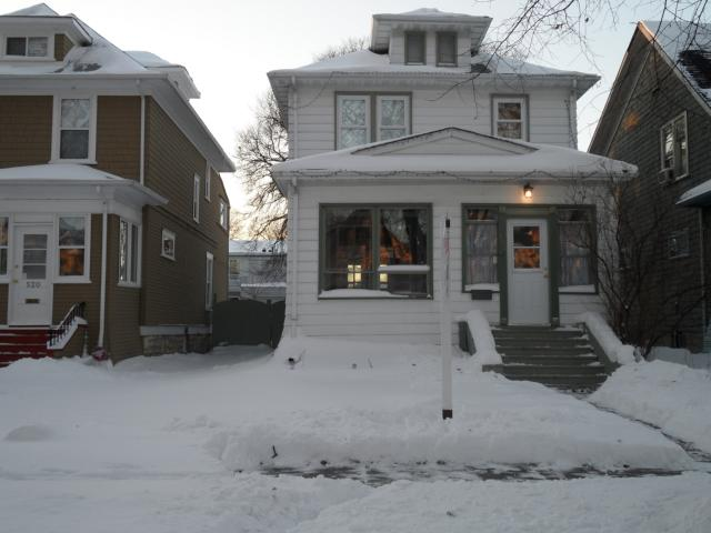 Main Photo: 524 Basswood Place in WINNIPEG: West End / Wolseley Residential for sale (West Winnipeg)  : MLS® # 1022790