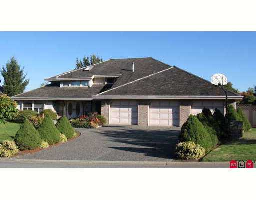 "Main Photo: 8870 164TH Street in Surrey: Fleetwood Tynehead House for sale in ""FLEETWOOD ESTATES"" : MLS® # F2721188"