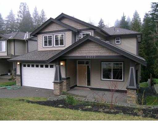 "Main Photo: 13227 239B Street in Maple Ridge: Silver Valley House for sale in ""ROCK RIDGE"" : MLS(r) # V629216"