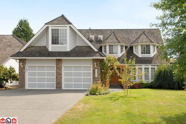 Main Photo: 14460 18A AV in Surrey: House for sale : MLS® # F1021975