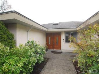Main Photo: 4290 Faithwood Road in VICTORIA: SE Broadmead Single Family Detached for sale (Saanich East)  : MLS®# 290439