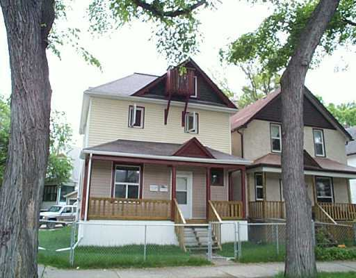 Main Photo: 279 AUSTIN Street North in WINNIPEG: North End Residential for sale (North West Winnipeg)  : MLS® # 2802241