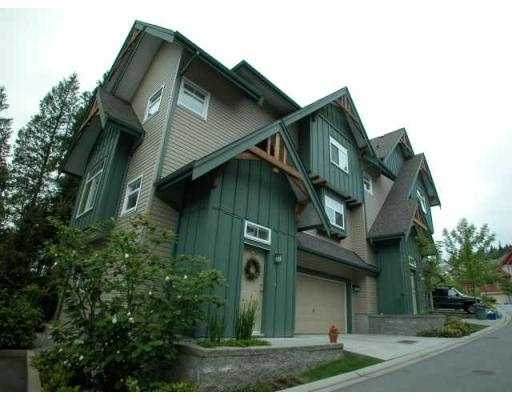 "Main Photo: 51 50 PANORAMA PL in Port Moody: Heritage Woods PM Townhouse for sale in ""ADVENTURE RIDGE"" : MLS® # V537989"