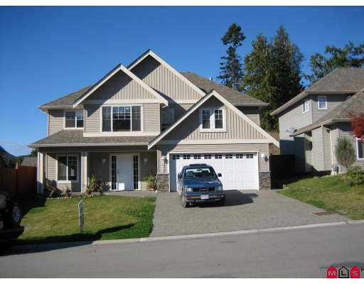 "Main Photo: 5075 BRIDLEWOOD Drive in Sardis: Promontory House for sale in ""BRIDLEWOOD ESTATES"" : MLS® # H2603925"