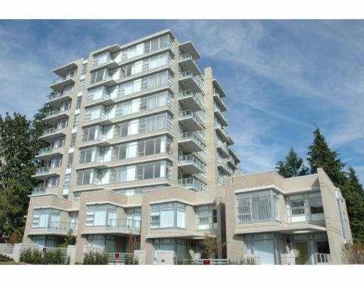 "Main Photo: 803 9266 UNIVERSITY Crescent in Burnaby: Simon Fraser Univer. Condo for sale in ""AURORA"" (Burnaby North)  : MLS®# V633305"