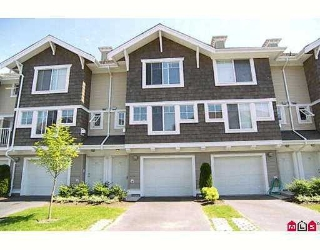 "Main Photo: 80 20760 DUNCAN Way in Langley: Langley City Townhouse for sale in ""Wyndham Lane"" : MLS® # F2714085"