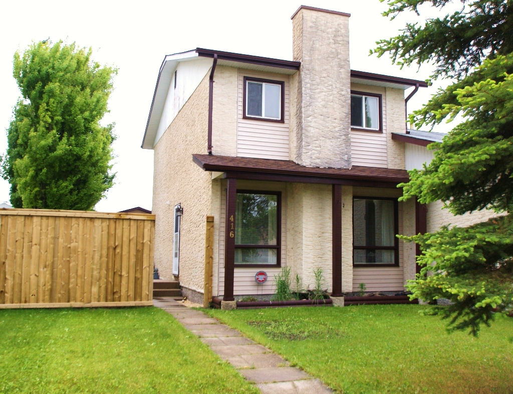 Main Photo: 416 Murray Avenue in Winnipeg: Residential for sale (North West Winnipeg)  : MLS® # 1111849