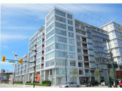 "Main Photo: # 505 1887 CROWE ST in Vancouver: False Creek Condo for sale in ""PINNACLE FALSE CREEK LIVING"" (Vancouver West)  : MLS®# V897455"