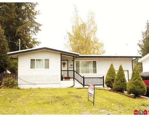 Main Photo: 2521 ADELAIDE Street in Abbotsford: Abbotsford West House for sale : MLS(r) # F2802862