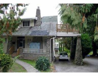 Main Photo: 5634 MARINE Drive in Burnaby: Big Bend House for sale (Burnaby South)  : MLS®# V612761