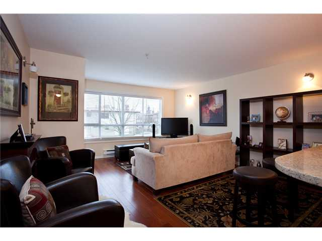 Main Photo: # 201 4990 MCGEER ST in Vancouver: Collingwood VE Condo for sale (Vancouver East)  : MLS® # V827027