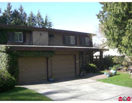 Main Photo: 2291 HARBOURGREENE Drive in White_Rock: Crescent Bch Ocean Pk. House for sale (South Surrey White Rock)  : MLS® # F2807941