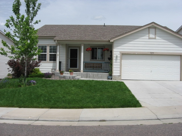 Main Photo: 5250 S. Rome Street in Aurora: Trail Ridge House/Single Family for sale (Aurora South)  : MLS® # 749549