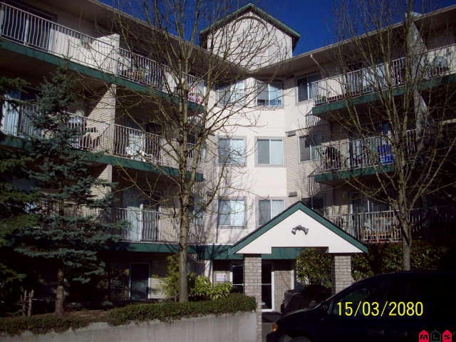 Main Photo: # 215 7694 EVANS RD in Sardis: Condo for sale : MLS(r) # H1000858