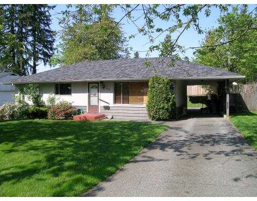 Main Photo: 548 MARLOW Street in Coquitlam: Central Coquitlam House for sale : MLS® # V646712